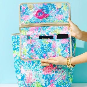 Lilly Pulitzer Travel Organizer